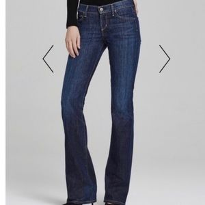 citizens of humanity kelly #242 low waist boot cut